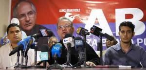 Edwin Luzardo propone declarar en emergencia zonas afectadas por inundaciones