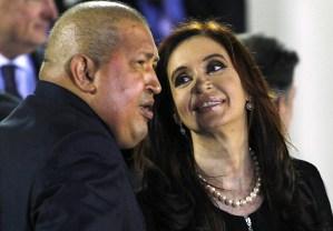 Una nacionalización en Venezuela destaca en procesamiento de Cristina Fernández