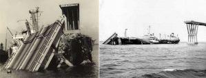 Maracaibo, 1964: El otro puente de Morandi siniestrado (fotos)