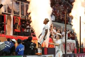 El venezolano Josef Martínez sigue haciendo historia en la MLS (Video)