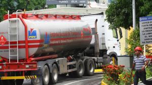 Francisco Cardiel: De 200 gandolas para transportar gasolina en Bolívar, solo 25 están operativas