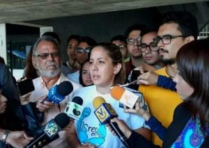 Rafaela Requesens: Maduro le tiene miedo a las personas que luchan por la libertad (video)