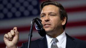 Según recuento de votos en el estado de Florida, Ron DeSantis continua siendo el gobernador electo