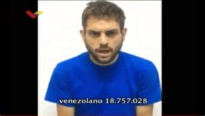 EN VIDEO: La declaración editada de Juan Requesens presentada por Jorge Rodríguez con la que  lo vinculan al atentado
