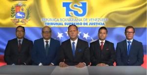 TSJ en el exilio exhorta a Juan Guaidó a asumir la presidencia de Venezuela (Documento)