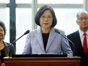 Presidenta de Taiwán da un discurso en EEUU y enfurece a Pekín