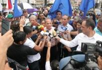 Manuel Rosales en la Fiscalía: No vamos a permitir que el Zulia se vaya por un barranco