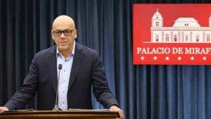 Jorge Rodríguez asegura que no habrá mercado paralelo de divisas