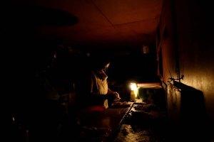 Vecinos de Lomas de Terrazas del Club Hípico llevan más de 7 horas sin luz #23Ago