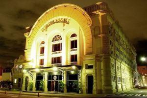 Gobernador Omar Prieto le arrebata el Teatro Baralt a la Universidad del Zulia