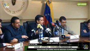 Comisión de Finanzas de la AN: El Gobierno sumó más ceros a la tragedia de los venezolanos