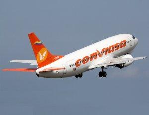Conviasa lanzará en marzo vuelo directo a Damasco