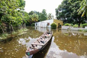 Más de 17 mil afectados por las lluvias en Bolívar