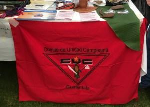 Denuncian asesinato de miembro de Comité Campesino de Guatemala