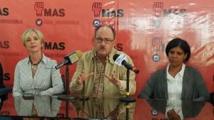 MAS: Anuncios de Maduro no tienen lógica, ni referencia de implementación en otro país