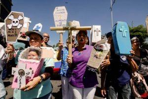 En solo un día murieron siete niños en el hospital de Puerto Ordaz por falta de insumos