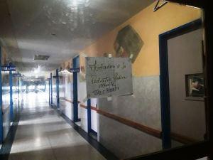Al cumplir 60 años, el hospital del Táchira también se queda sin enfermeros (fotos)
