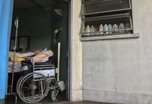 Comer en un hospital venezolano es una amenaza para la salud (Fotos)