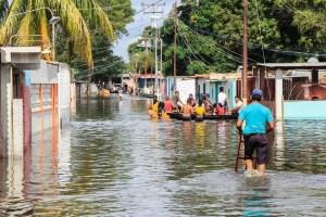 Bolívar se mantiene en alerta roja por crecida del río Orinoco