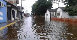 128 familias han sido afectadas por las lluvias y crecida de ríos en Apure