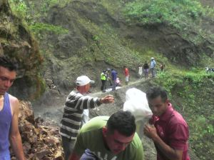 Deslizamiento de tierra ocasiona tres muertes en Mérida