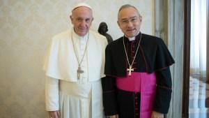 El Papa nombra al venezolano Peña Parra sustituto de la Secretaría de Estado del Vaticano