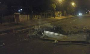 Vecinos de Catia realizaron protestas nocturnas este #17Ago (fotos y video)