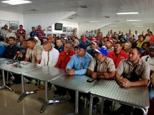 Trabajadores denuncian abusos en la desaparición del secretario general de SintraFerrominera Rubén González