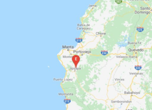 Sismos de 2,9 y 4,2 grados se registraron en zona andina y costera de Ecuador