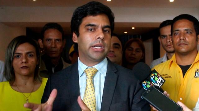 Ángel Alvarado: Con las medidas económicas Maduro pretende seguir agudizando la hiperinflación y la crisis