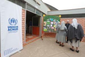 Iglesia peruana inauguró casa de acogida al migrante venezolano en Lima (Fotos)