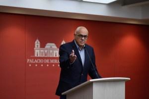 """Jorge Rodríguez asegura que el #23Ene se intentará generar """"violencia extrema"""" y señala a Voluntad Popular"""
