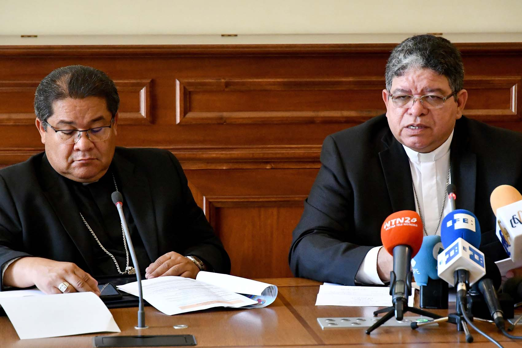 CEV: Cualquier negociación debe estar dirigida a una elección y un cambio de régimen