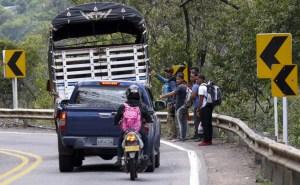 Colombia cree que todas las opciones deben considerarse para lidiar con la crisis en Venezuela