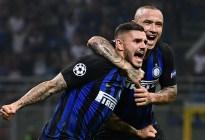El Inter sorprende al Tottenham en su retorno a la Champions (Fotos)