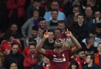 Liverpool 'in extremis' supera el duelo de aspirantes ante el PSG (Fotos)