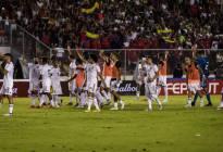 La Vinotinto se ubicó en el puesto 32 del ranking Fifa