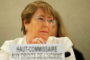 Visita de Michelle Bachelet a Venezuela debe tener condiciones claras, dice la ONU