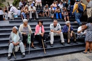 Pensionados denuncian circulación de falso cronograma de pago