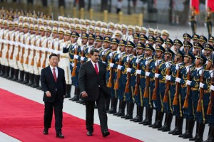 Financial Times: Venezuela busca ayuda en China pero recibe pocas promesas