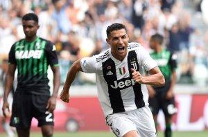 ¡RONAL-2!… CR7 rompe el maleficio con un doblete en victoria de la Juventus (VIDEO)