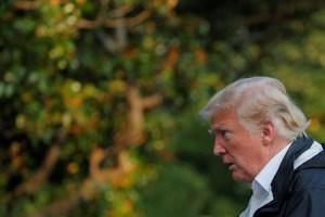 Trump exige a la Opep que baje los precios del petróleo inmediatamente