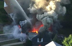 Terror en Boston: Un muerto y doce heridos al explotar gasoducto; decenas de casas y edificios destruidos (FOTOS)