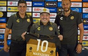 Las excentricidades de los dueños de Dorados de Sinaloa, el equipo de Maradona