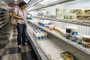 Han cerrado 40% de los comercios en Venezuela