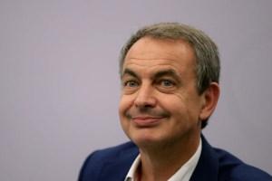 Zapatero vincula el éxodo de venezolanos a las sanciones impuestas por Estados Unidos