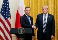 """Polonia solicita instalación de una base militar a EEUU y promete llamarla """"Fort Trump"""" (Fotos)"""