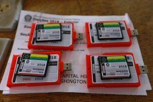Brasil prepara las urnas electrónicas para las elecciones del #7Oct