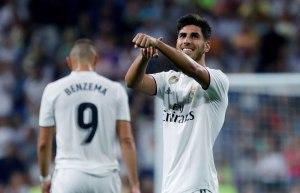 Remate solitario de Marco Asensio le basta Real Madrid para vencer al Espanyol