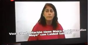 El video de Ángela Espósito donde involucra a miembros de inteligencia colombiana en hechos del pasado 4 de agosto